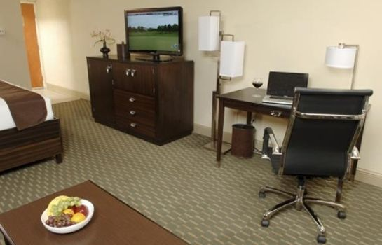Zimmer BEST WESTERN PLUS ATL AIRPRT E