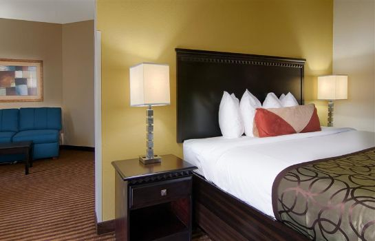 Chambre BEST WESTERN PLUS ATL AIRPRT E
