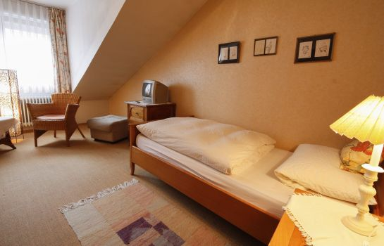 Single room (standard) Merk Gästehaus Hotel Garni