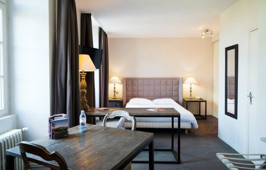 Suite Hotel The Originals Le Germinal (ex Relais du Silence)