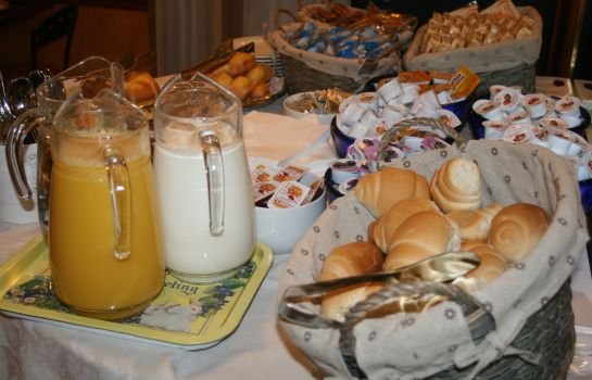 Ontbijtbuffet Centrale