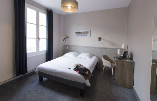 Chambre double (confort) Citotel Lion D Or