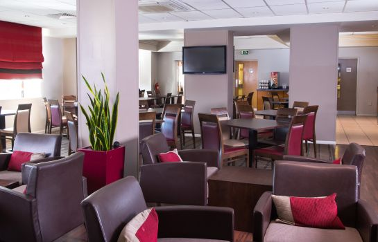 Restaurante Holiday Inn Express LONDON CHINGFORD-NTH CIRCULAR
