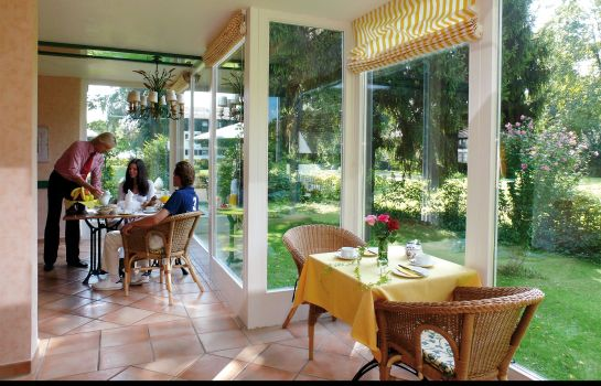 Breakfast room Garden-Hotel Reinhart am See