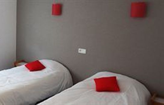 Standardzimmer Hotel Beaulieu