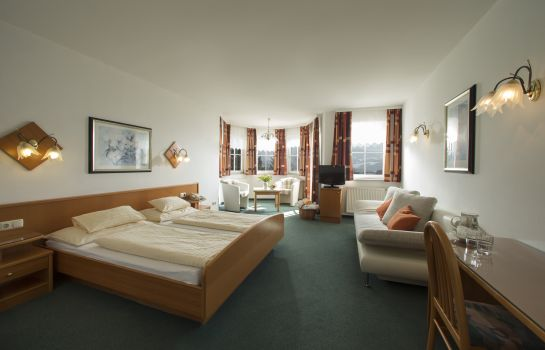 Double room (superior) Herbst Familienhotel