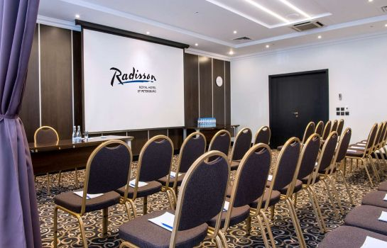 Tagungsraum RADISSON ROYAL ST. PETERSBURG