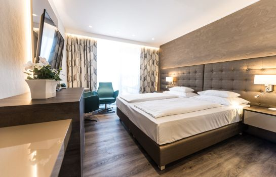 Double room (standard) Leitner Thermalhotel