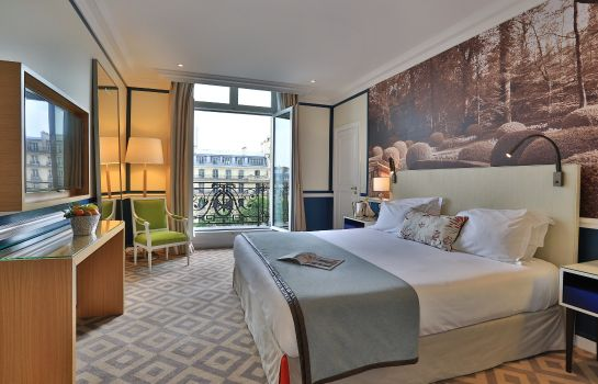 Chambre Fraser Suites le Claridge Champs-Elysees