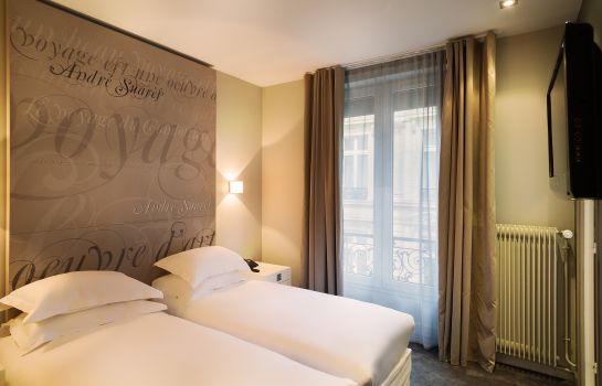 Double room (superior) Chambellan Morgane