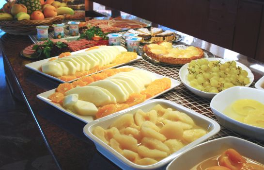 Breakfast buffet Masa Internacional
