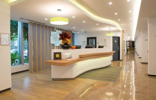 Hotelhalle Holiday Inn PARIS - VERSAILLES - BOUGIVAL