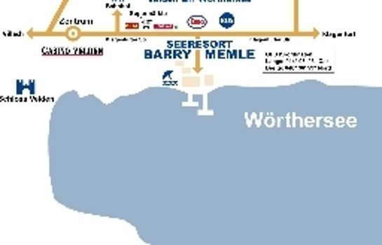 How to find us Barry Memle Direkt am See