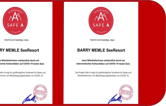 Info Barry Memle Direkt am See