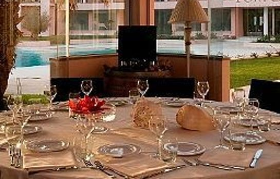 Restaurant Golden Tulip Rome Airport