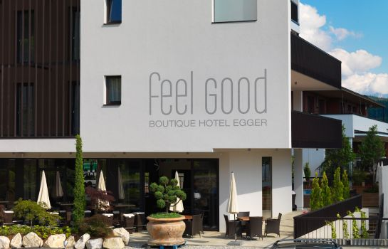 Terraza feel good Boutique Hotel
