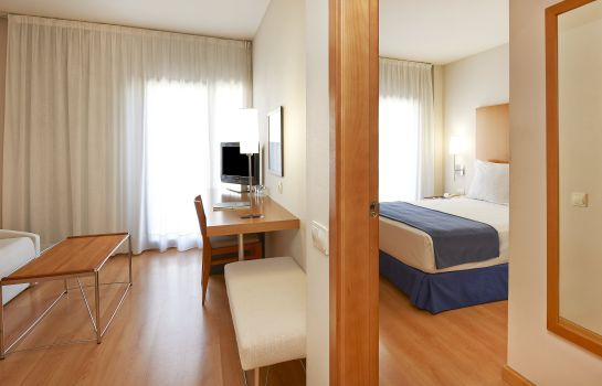 Junior suite NH Hesperia Barcelona del Mar