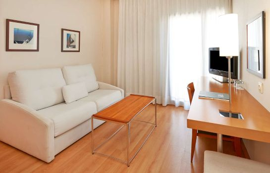 Suite NH Hesperia Barcelona del Mar