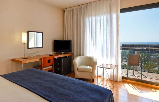 Room NH Hesperia Barcelona del Mar