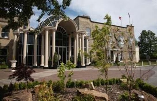 Exterior view Mercure York Fairfield Manor