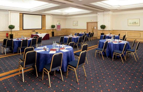Conference room Mercure York Fairfield Manor