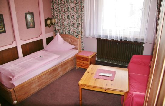 Single room (standard) Falken Landgasthof