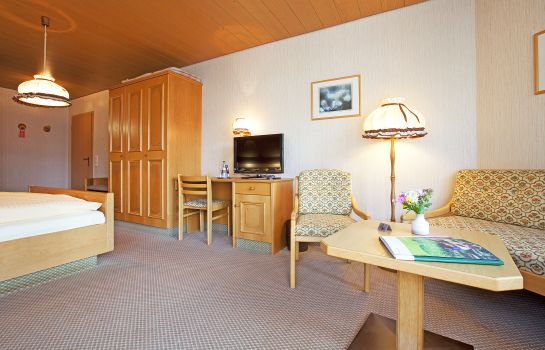 Chambre double (standard) Wittstaig Landhotel