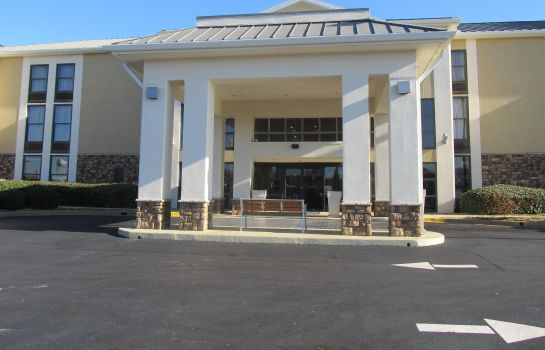 Buitenaanzicht Holiday Inn Express ANDERSON-I-85 (EXIT 27-HWY 81)