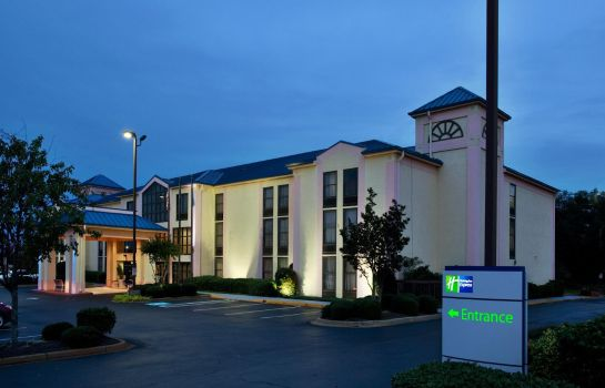 Exterior view Holiday Inn Express ANDERSON-I-85 (EXIT 27-HWY 81)