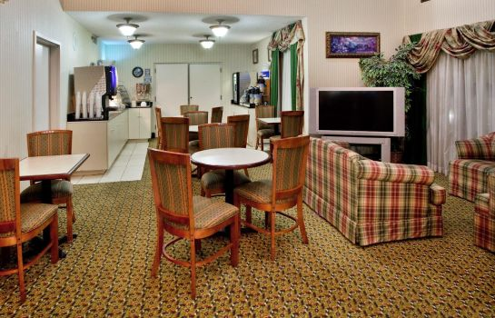 Hotel-Bar Holiday Inn Express ANDERSON-I-85 (EXIT 27-HWY 81)