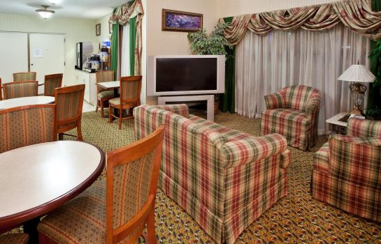 Hotelhalle Holiday Inn Express ANDERSON-I-85 (EXIT 27-HWY 81)