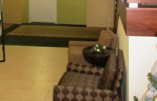 Lobby Holiday Inn Express ANDERSON-I-85 (EXIT 27-HWY 81)