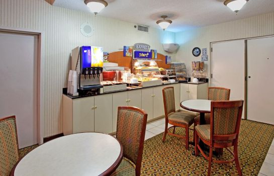 Restaurant Holiday Inn Express ANDERSON-I-85 (EXIT 27-HWY 81)