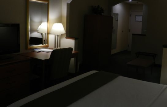 Suite Holiday Inn Express ANDERSON-I-85 (EXIT 27-HWY 81)