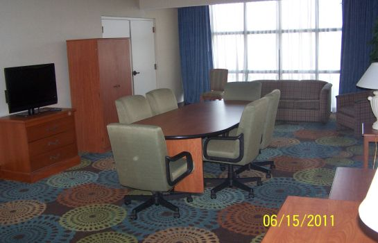 Conference room Holiday Inn Express ANDERSON-I-85 (EXIT 27-HWY 81)