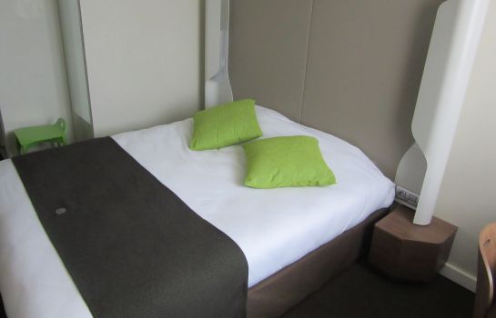 Chambre double (confort) Hotel Inn Design Tours
