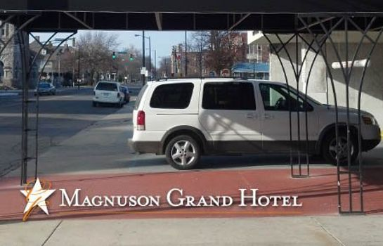 Außenansicht MAGNUSON GRAND HOTEL SOUTH BEN