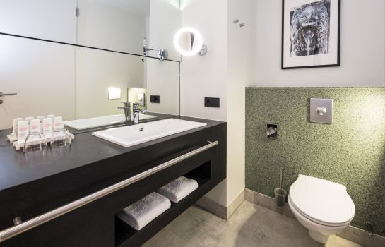 Bagno in camera RADISSON BLU COLOGNE