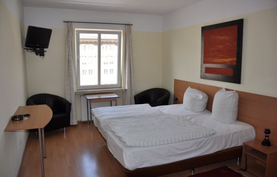 Chambre double (standard) City Hotel