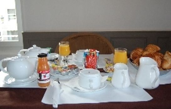 Breakfast buffet Le Riviera