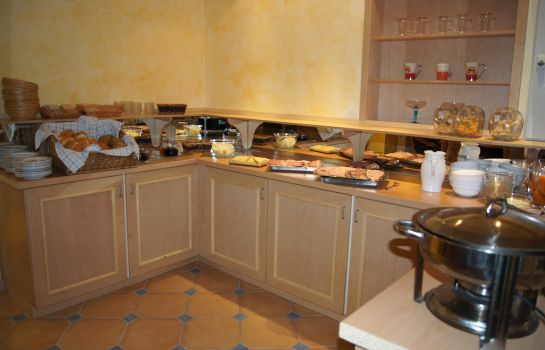 Buffet prima colazione Chalet Sonnenhang
