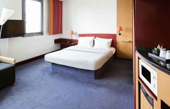 Camera Novotel Suites Wien City Donau
