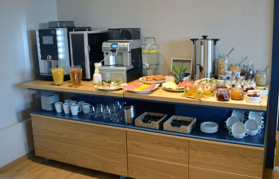 Breakfast buffet Antares