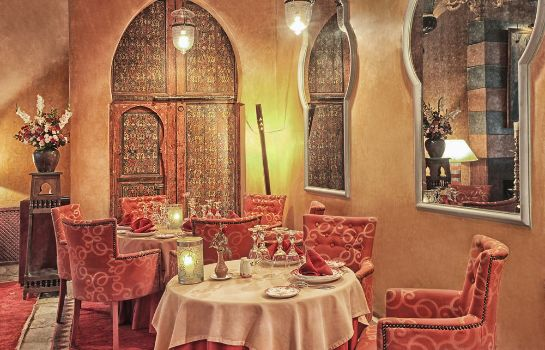 Restaurant Spa and Cooking Workshops La Maison Arabe Hotel