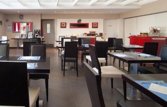 Restaurante KYRIAD COLMAR CENTRE - Unterlinden