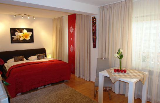 Junior Suite Parkresidenz Garni