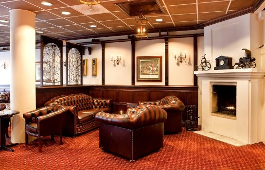 Lobby Best Western Chesterfield