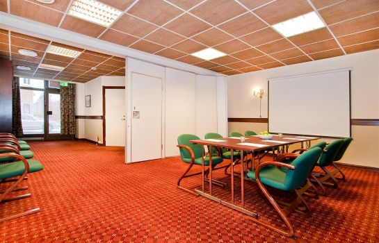 Conference room Best Western Chesterfield