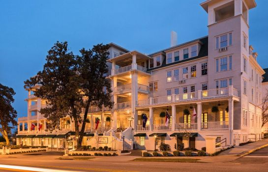 Exterior view The Partridge Inn Augusta Curio Collection by Hilton