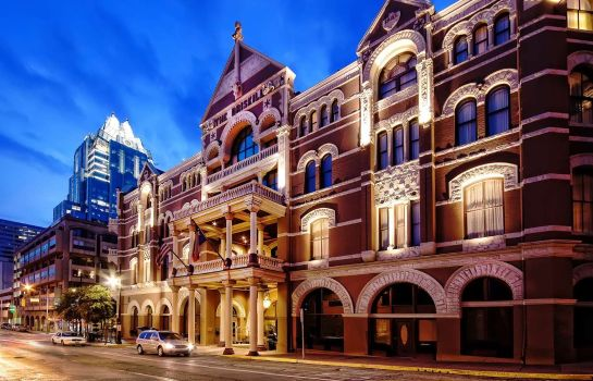Exterior view The Driskill - in The Unbound Collection by Hyatt